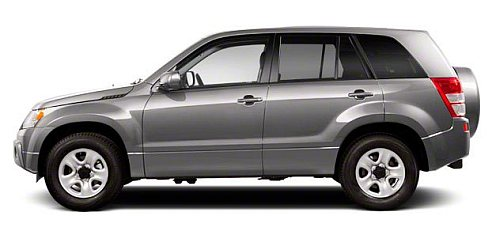 2012 Suzuki Grand Vitara Ultimate Adventure ED