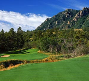 Broadmoor Golf Course Moutain Course